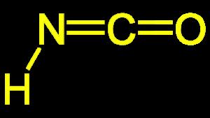 Формула изоциановой кислоты